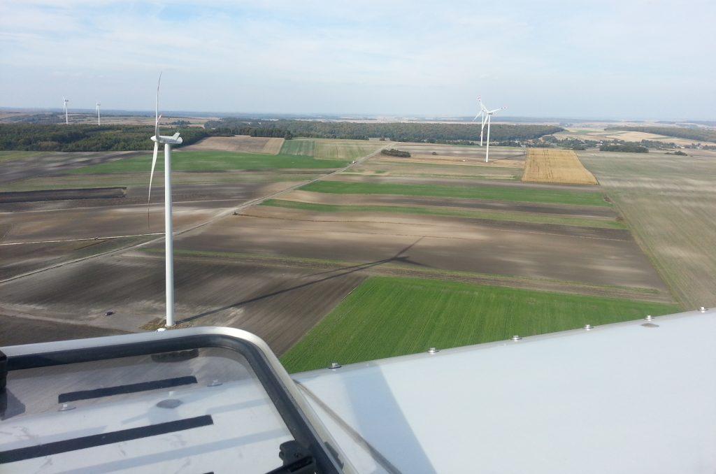 Monitoring nietoperzy na farmach wiatrowych